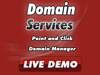 Low-priced domain registration services